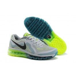 quality design 5bc90 93ddb ... best günstigen preis nike air max 2014 männer schuhe grau blau grün  schuhe online cool nike