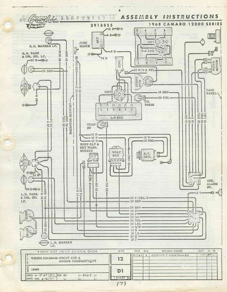 wire diagram 93 camaro 16 1967 camaro engine wiring diagram engine diagram in 2020  16 1967 camaro engine wiring diagram