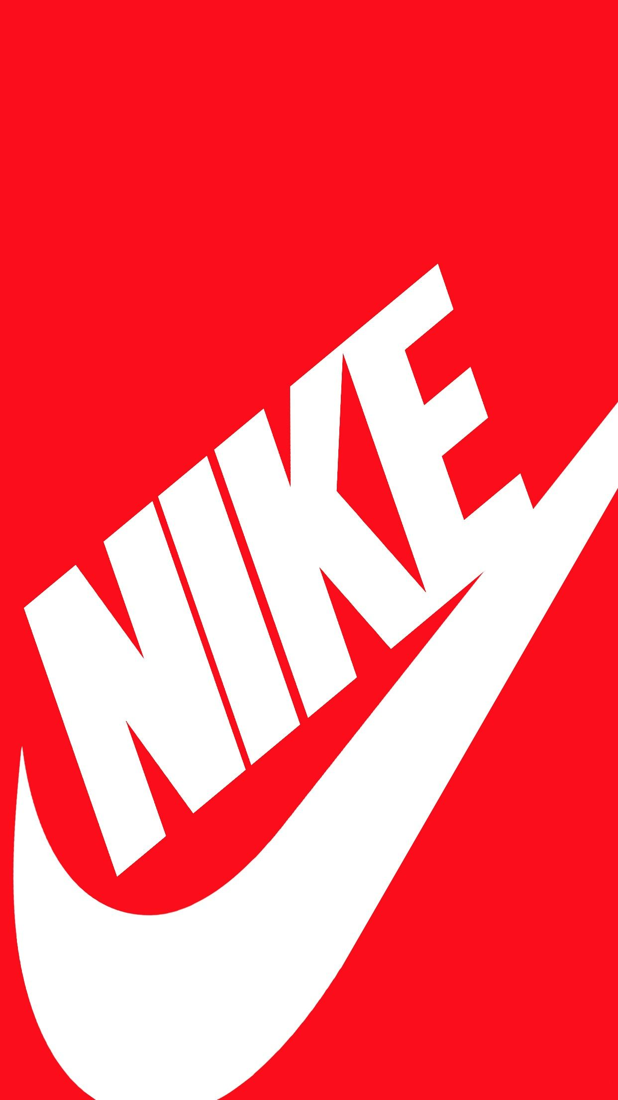 Nike Iphone Wallpaper Red Best Iphone Wallpaper ナイキ