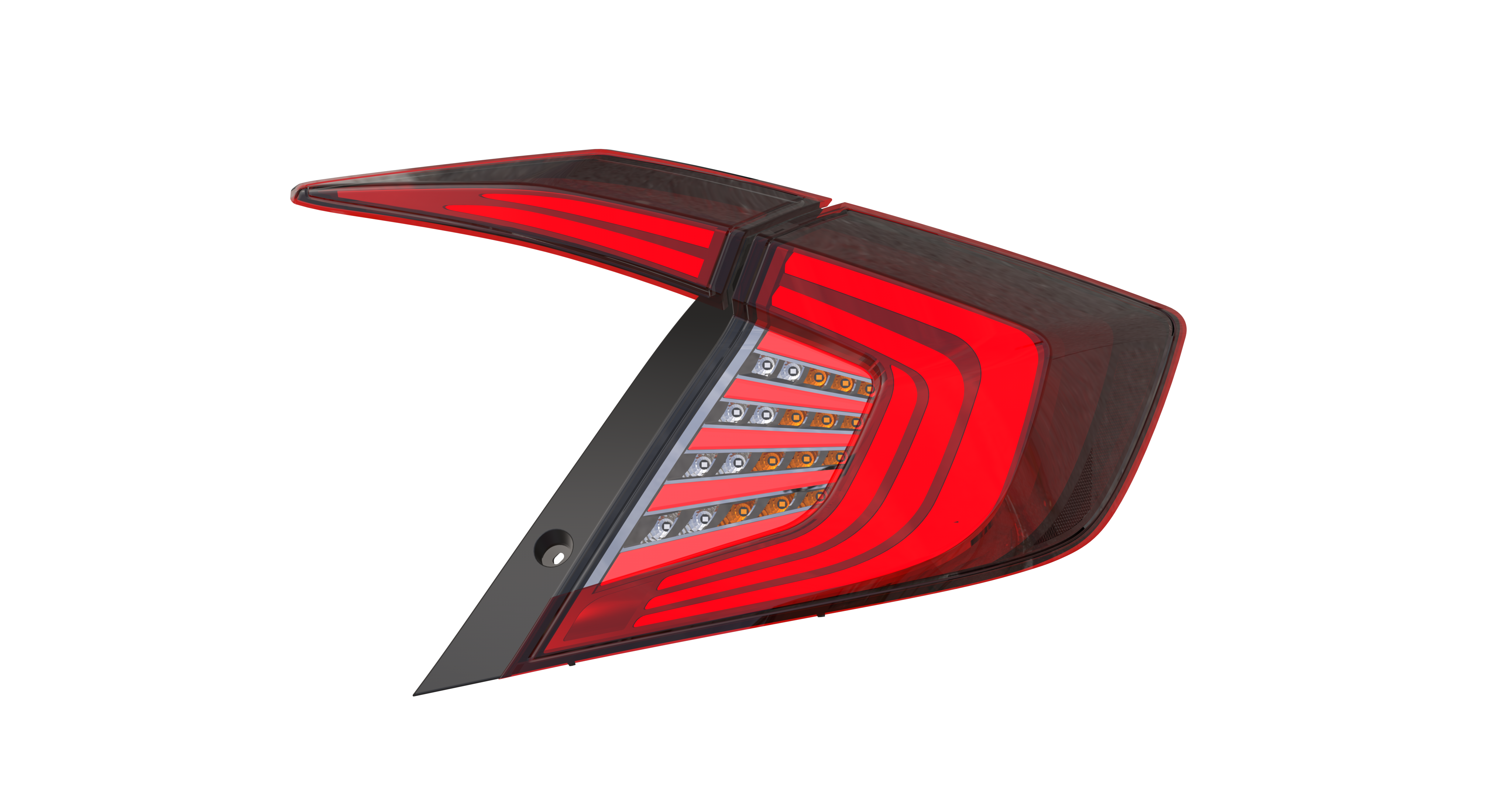 The Item Is Vland Honda Civic Tail Lamp The Color Is Red And Smoked Vland Carlamp Ledtaillight Ledtaillamp Honda Honda Honda City Honda Civic Red Smoke