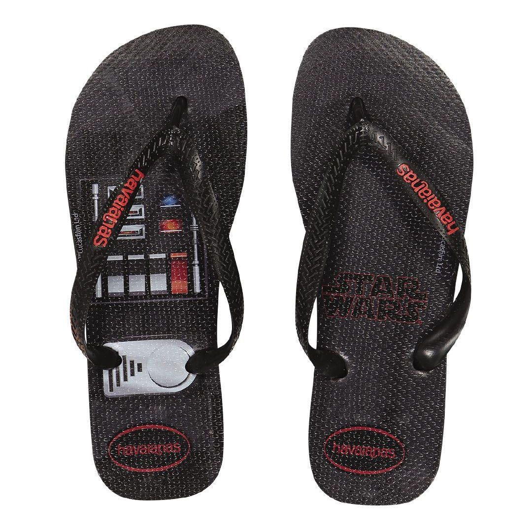b0377053a Havaianas x Star Wars Jandals at The Warehouse NZ ⭐️The Kessel Runway ⭐ Star  Wars fashion ⭐ Geek Fashion ⭐ Star Wars Style ⭐ Geek Chic ⭐️