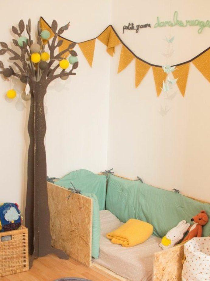 1001 Idees Pour Amenager Une Chambre Montessori Chambre
