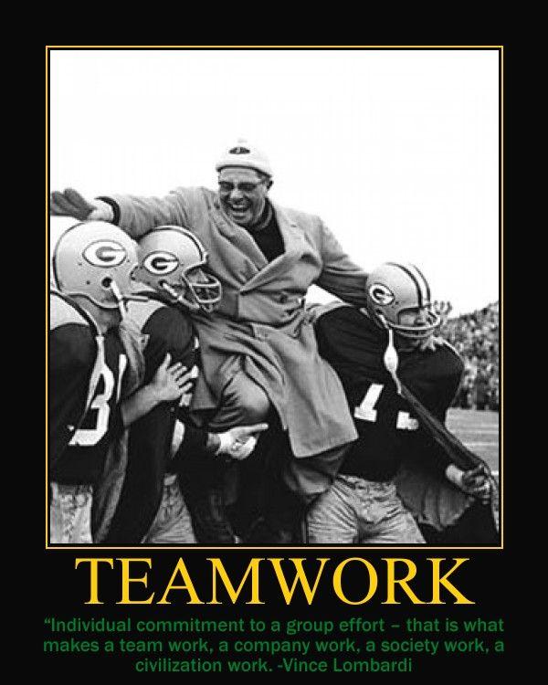 Vince on Teamwork