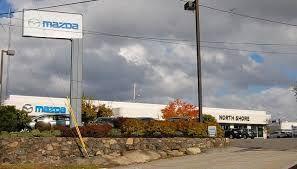 North Shore Mazda Salem Mass Salem Mass Highway Signs North Shore