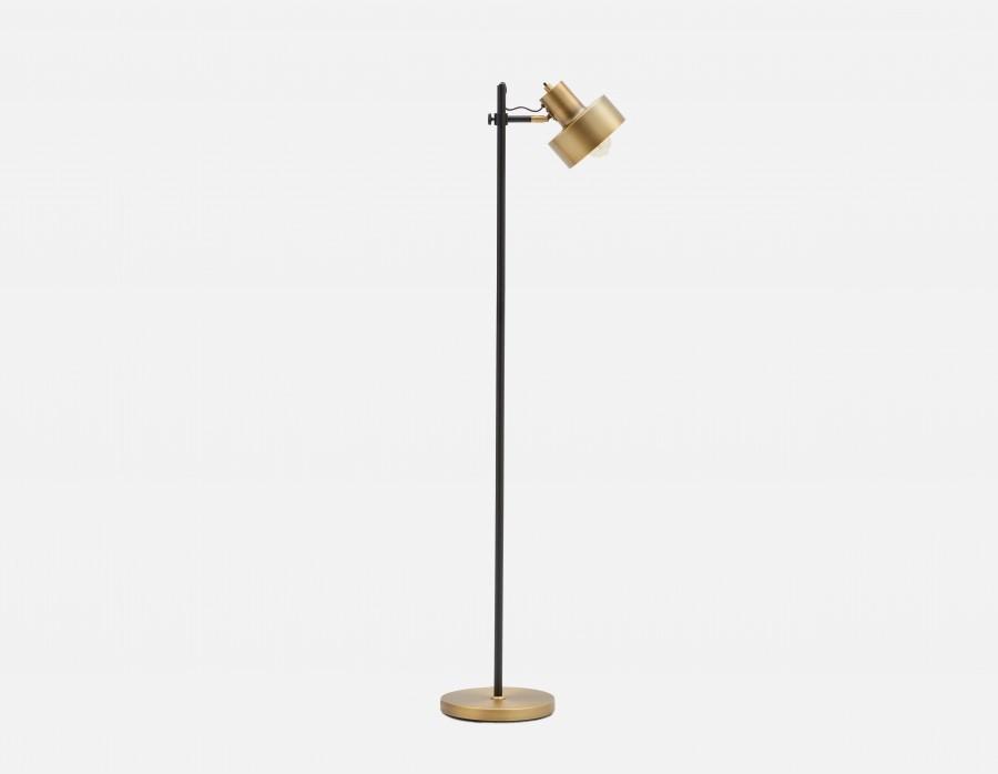 Lampe Sur Pied 139cm Haut Amande Tux Structube Lamp Floor Lamp Flooring