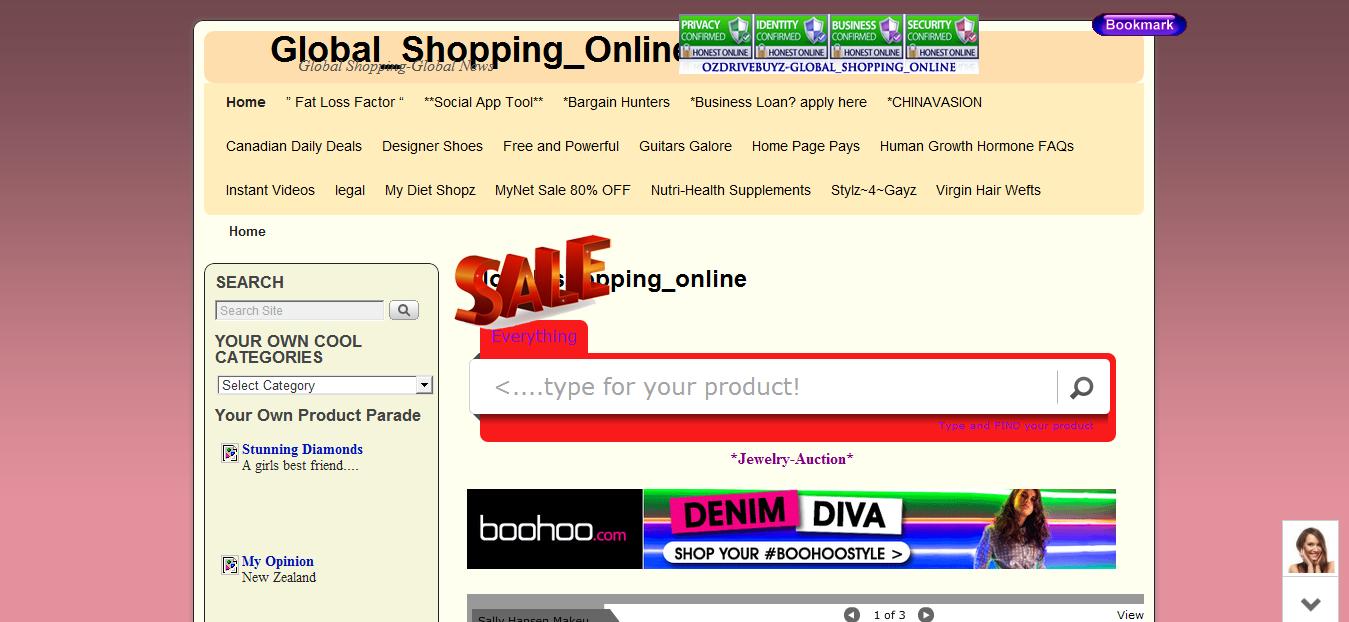 shopping, global_shopping_online --> http://ozdrivebuyz.com/Global_Shopping_Online