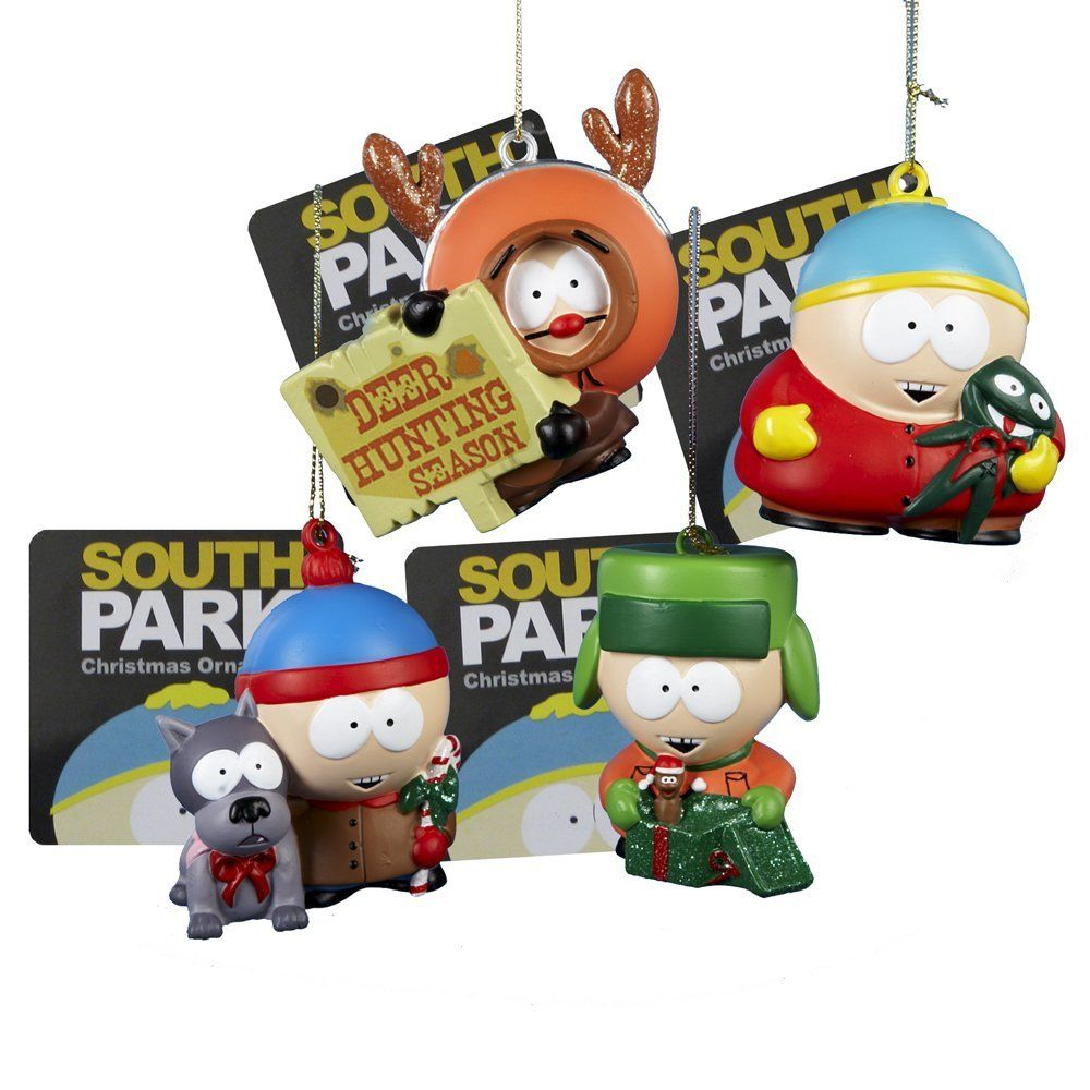 South Park Blow Mold Character Ornament Set *** To view ...