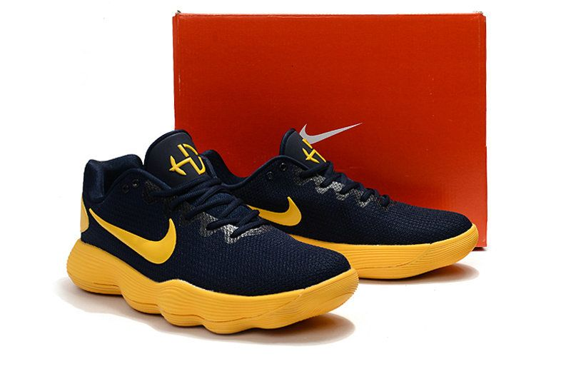 cheap for discount 46a9d 37ce4 June Latest New Arrival Hyperdunk 2017 EP Low Pacers New Colorways Midnight  Navy Bright Maize Cheap