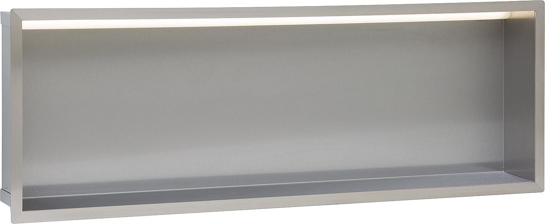 Wandnische Mit Led Beleuchtung Tiefe 100mm 105lumen 230v 8 4w Bxh 925x325mm Alcove Bathtub Bathtub Alcove