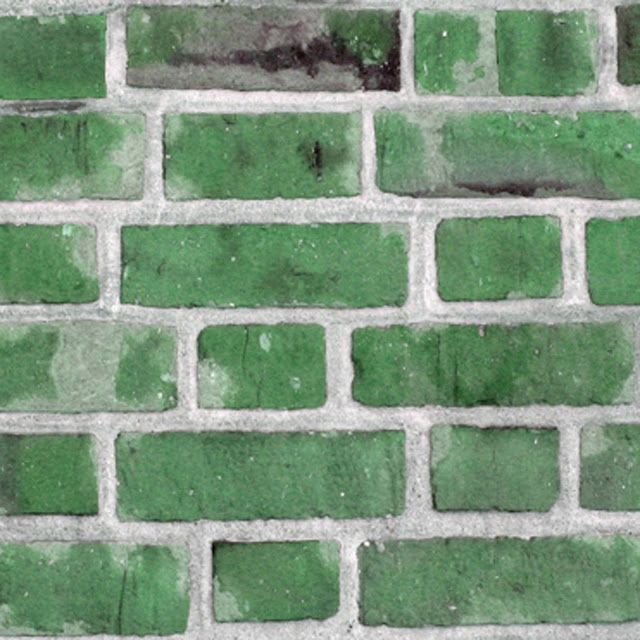 Free Colored Brick Wall Backgrounds!