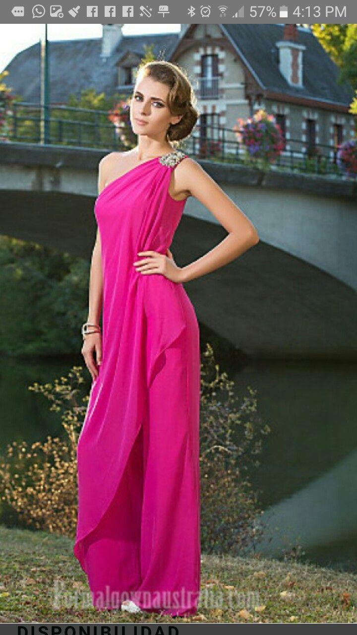 Excepcional Vestido De Fiesta Pinterest Patrón - Colección de ...
