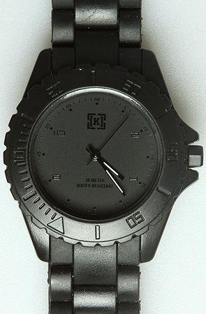KR3W The Phantom Watch in Black #Karmaloop