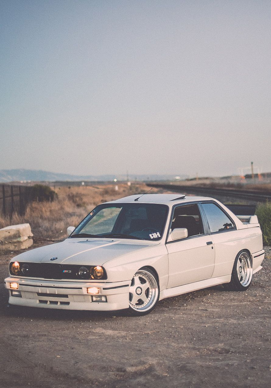 BMW M3 E30              DREAM CAR