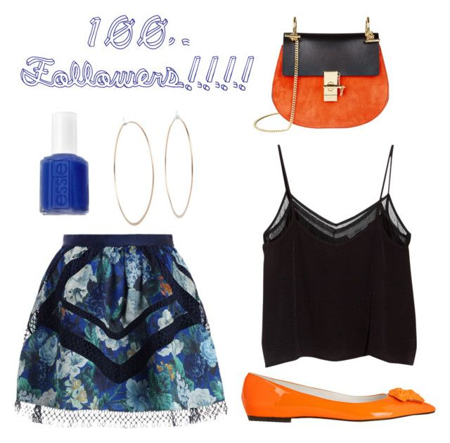 """""""thank so much for 100 followers love u all so much xoxo """" by fashion-is-my-love12 ❤ liked on Polyvore"""