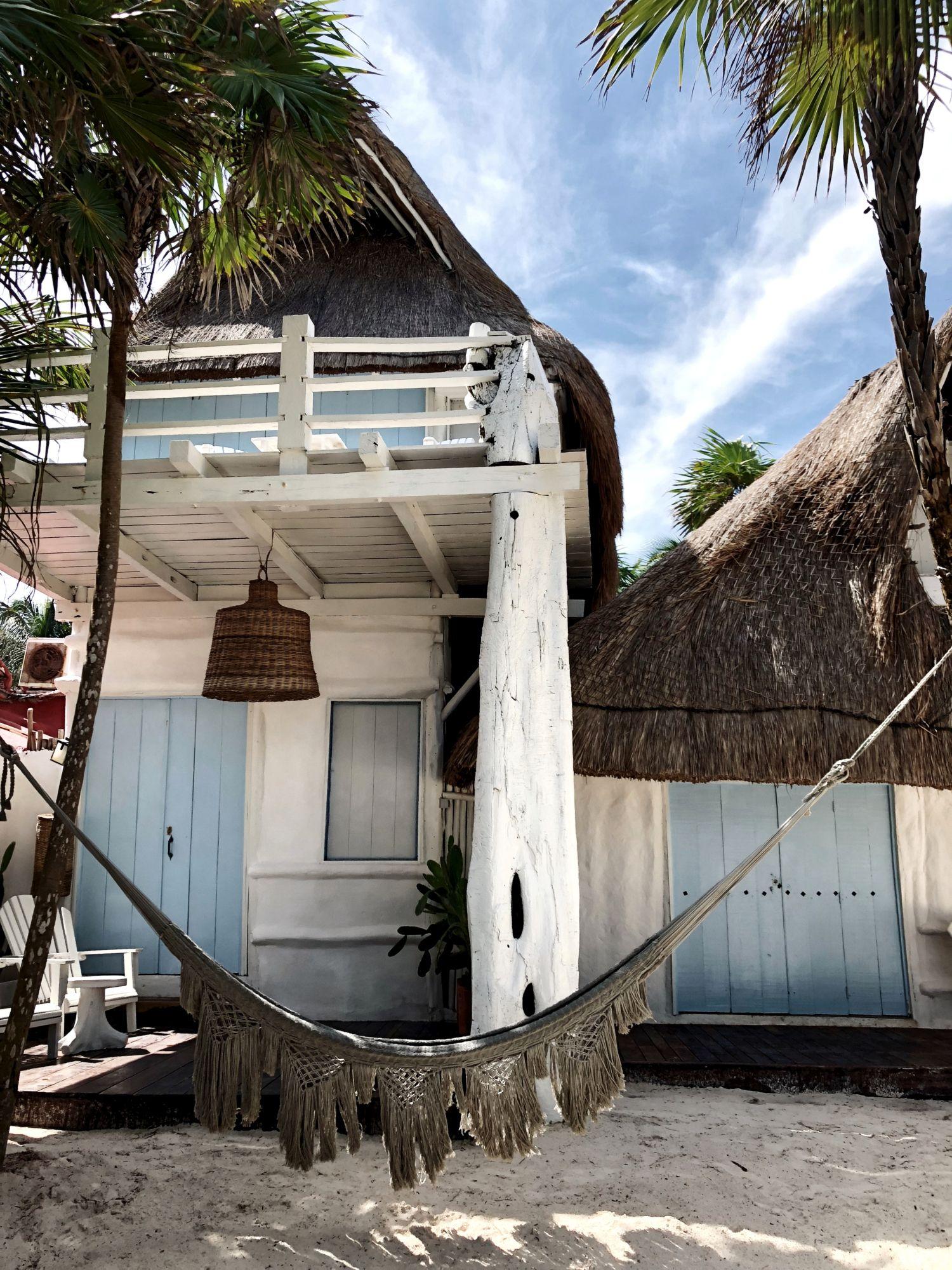 Sea View Bungalow Hotel Playa Mambo Tulum