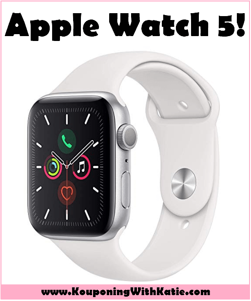 New Apple Watch Series 5 Gps Cellular Just 384 99 On Amazon Buy Apple Watch Apple Watch Apple Watch Series