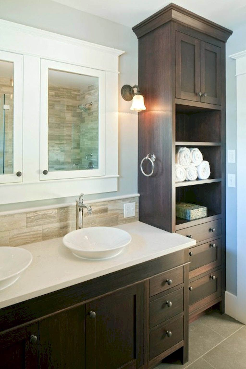 Fabulous Bathroom Cabinet Ideas For Storage For Your Home Built