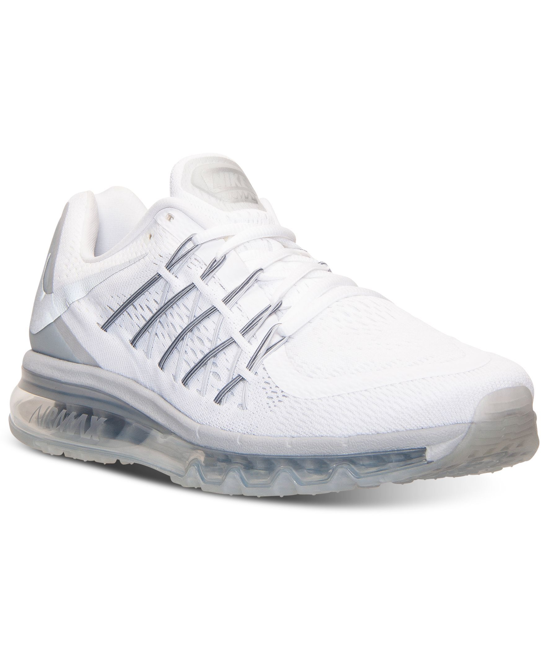 reputable site b96ec 0e5e2 Nike Men s Air Max 2015 Running Sneakers from Finish Line