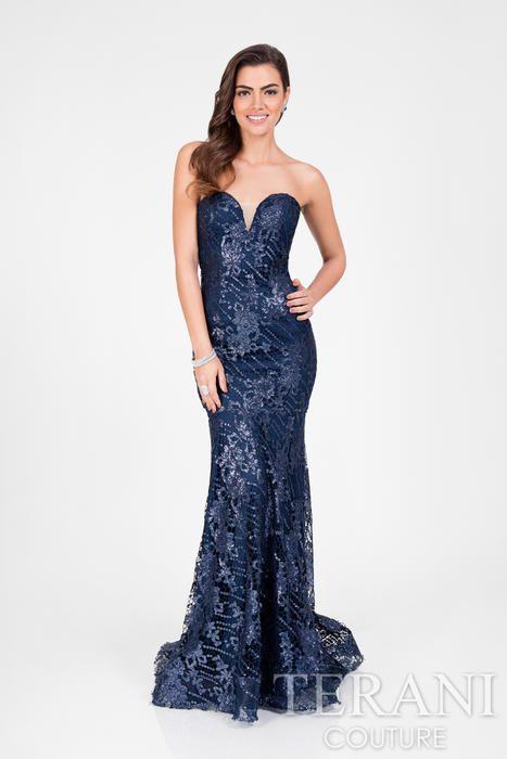 Terani Prom | Lace Prom Dresses 2018 | Pinterest | Night work, Lace ...