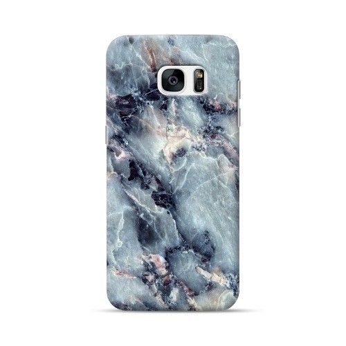 Samsung Galaxy S7 Edge Marble Evolution Case Awesome