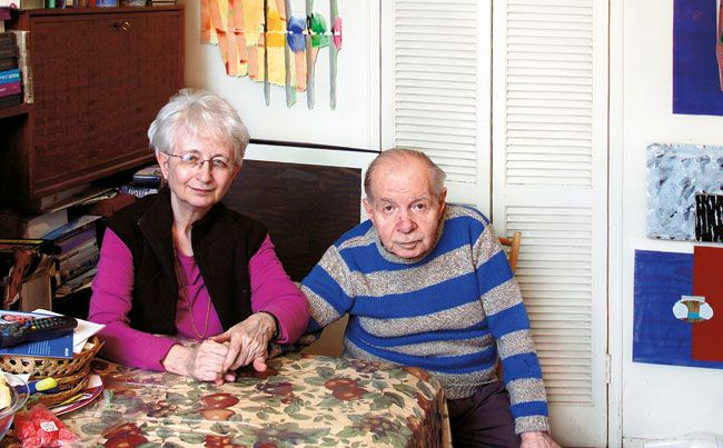 You don't have to be a Rockefeller to collect art.  He was a postal clerk. She was a librarian. With their modest means, the couple managed to build one of the most important contemporary art collections in history. Meet Herb and Dorothy Vogel, whose shared passion and disciplines and defied stereotypes and redefined what it means to be an art collector.