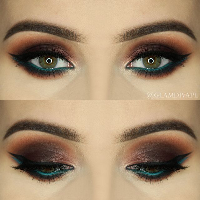 Thats Waterline Thoooo Makeup Pinterest Makeup Makeup Geek