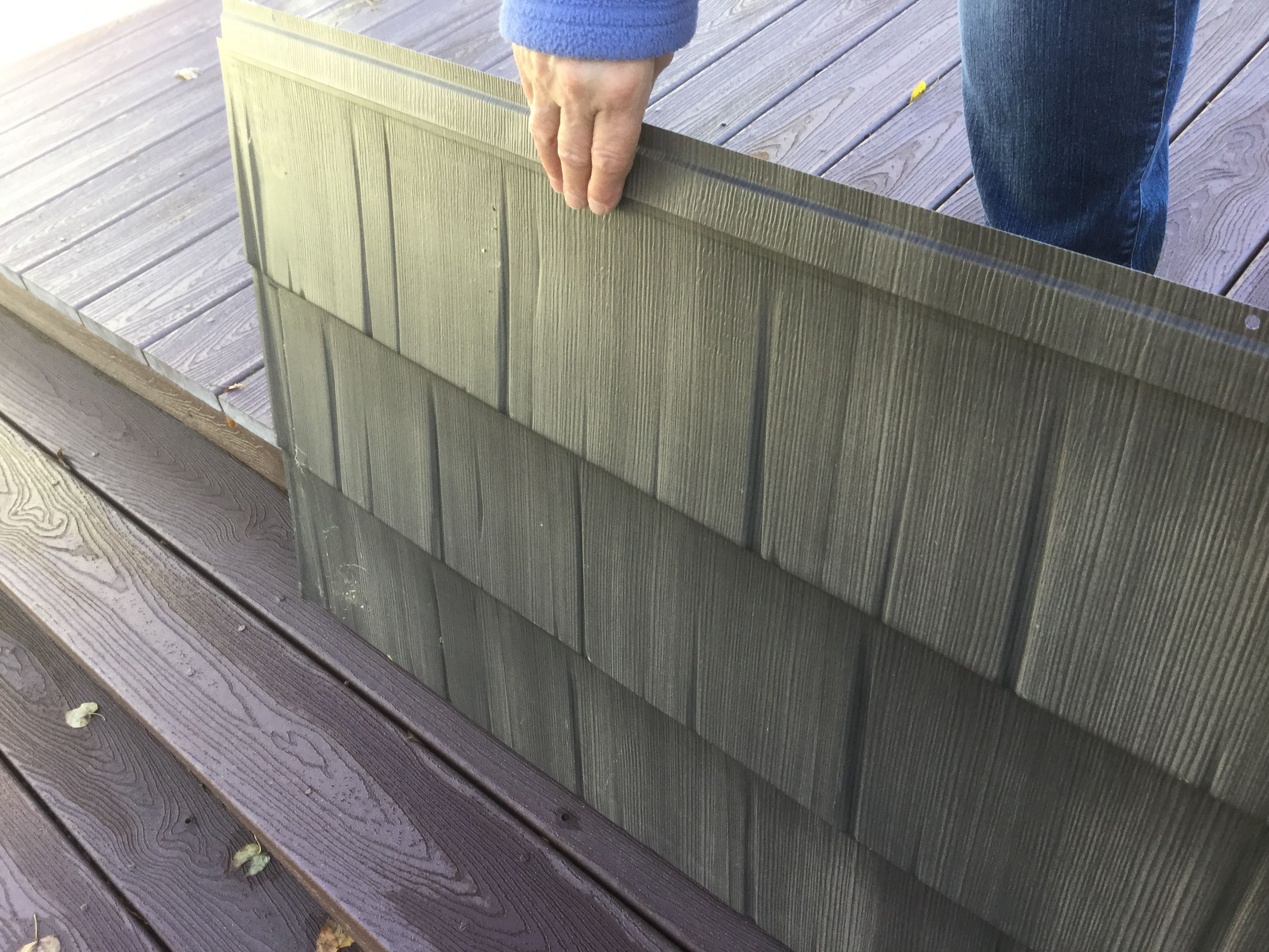 Rustic Shake Classic Metal Roofs Llc Stow Ma Metal Roof Metal Shingles Metal Shingle Roof