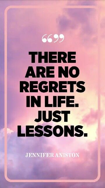 essay on regrets in life I have learned that you should live your life with no regret to live your life with no regret means that your living life with the glass half full not empty.