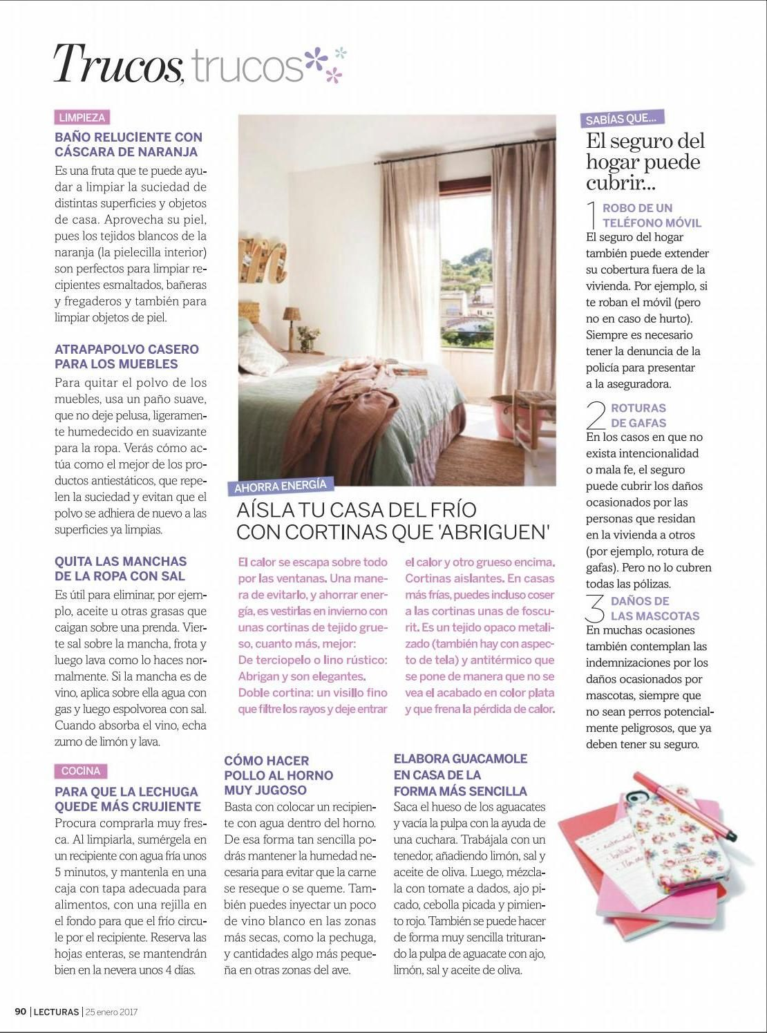 #ClippedOnIssuu from Lecturas 25 enero 2017