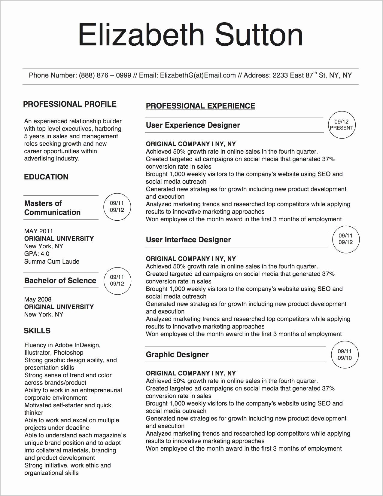 create an online resume fresh 39 standard free career objective for business development executive it engineer examples interior design