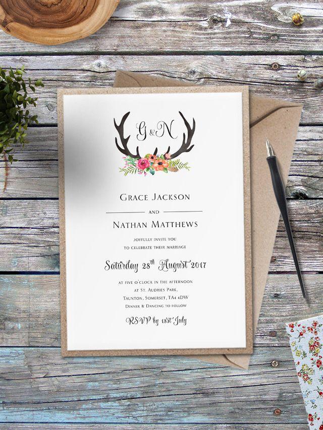 British Designer Wedding Invitations 2016 5