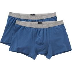 Photo of Tom Tailor men's hip-pants in a double pack, blue, plain-colored, size xxl / 8 Tom TailorTom Tailor