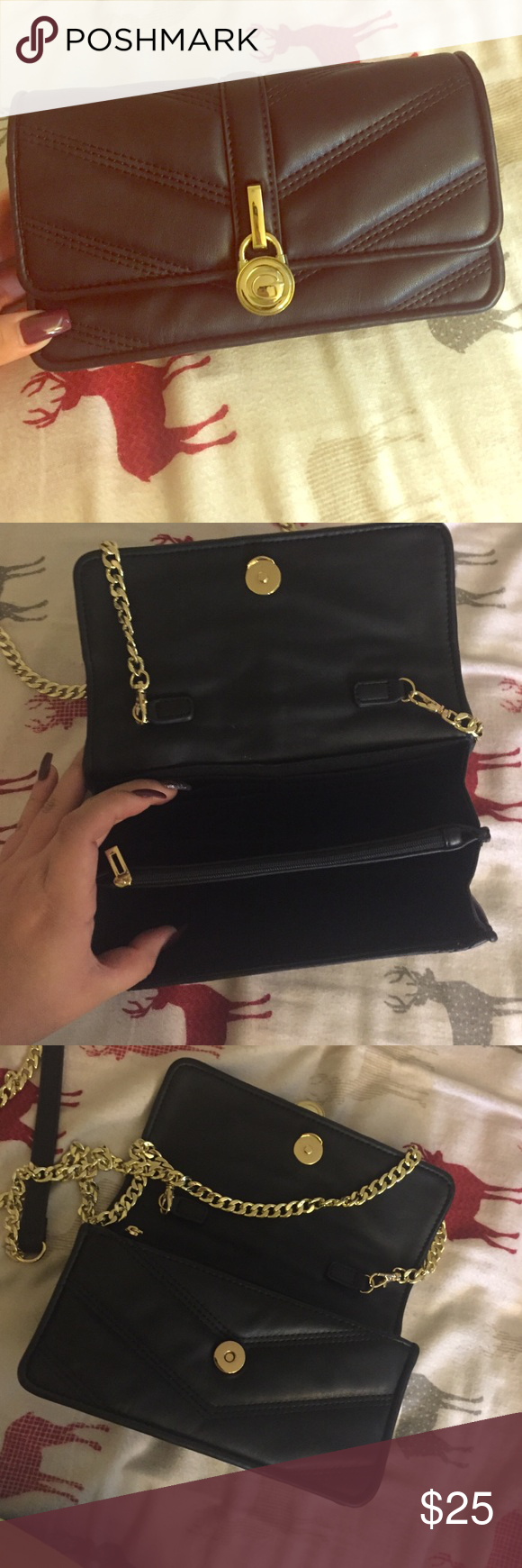 Guess purse Guess black small purse great condition. G by Guess Bags Crossbody Bags