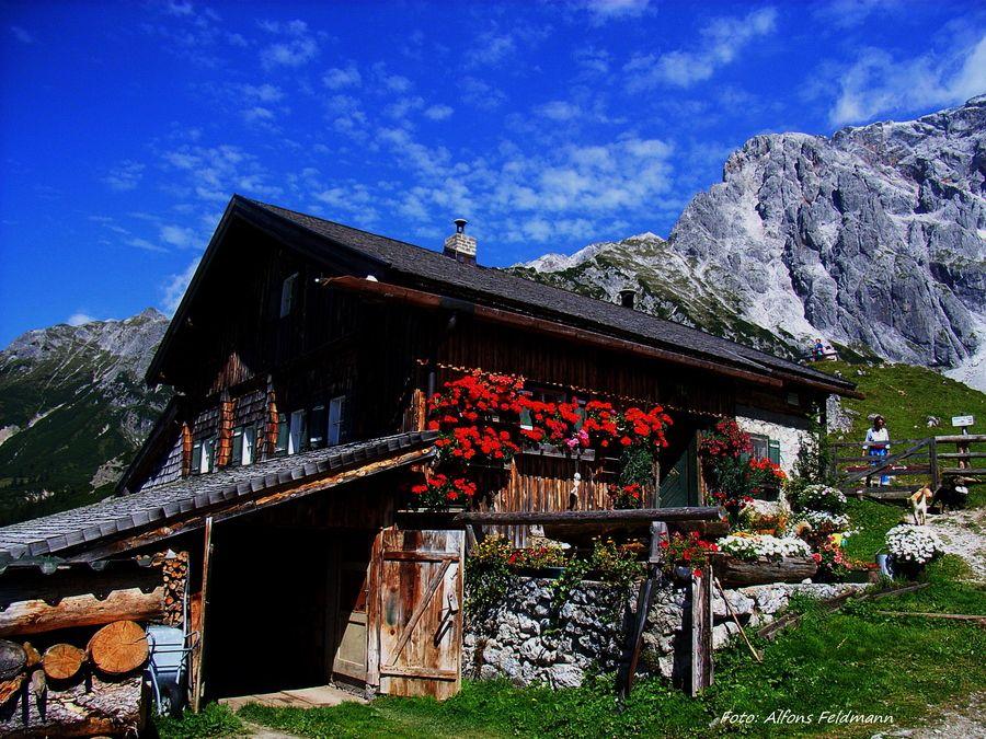 haus in den dientener bergen by alfons feldmann via 500px salzburg countryside austria home. Black Bedroom Furniture Sets. Home Design Ideas