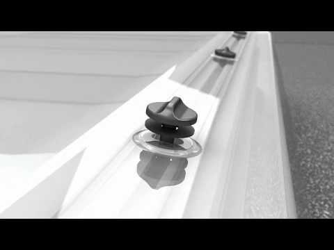 Hoe monteer ik een VELUX lichtkoepel? - YouTube