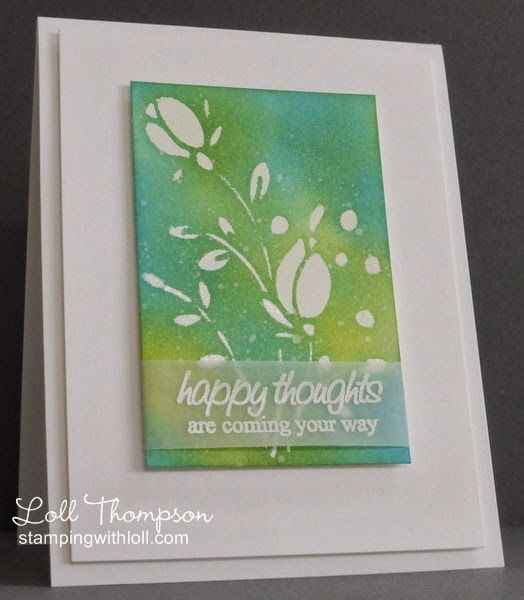 Stamping with Loll: March 2014