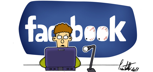il galateo ai tempi di Facebook