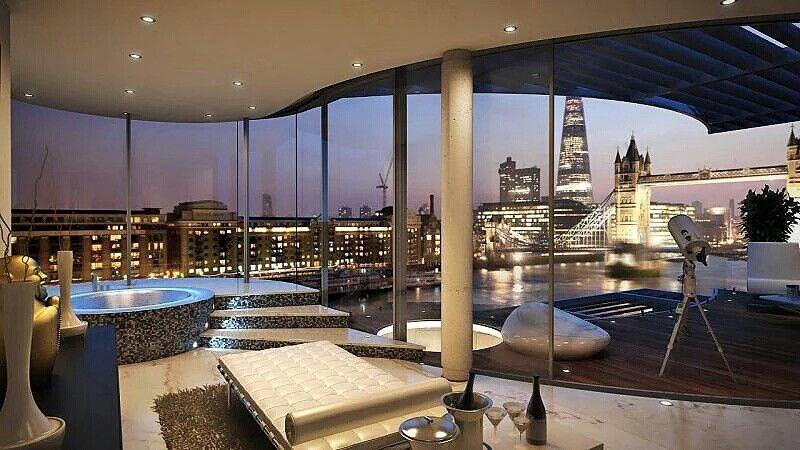 penthouse with Panaramic view