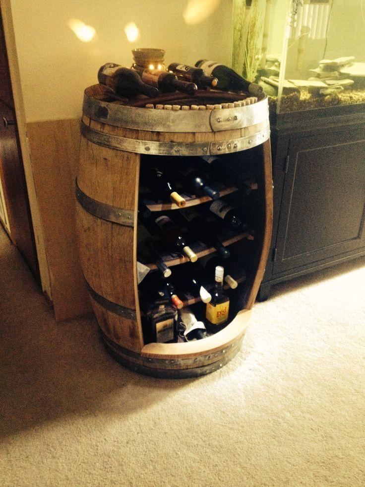 barrel reuse ideas u2013 a diy home dcor whiskey barrel