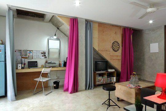 Kiri's Hidden Office and Entertainment