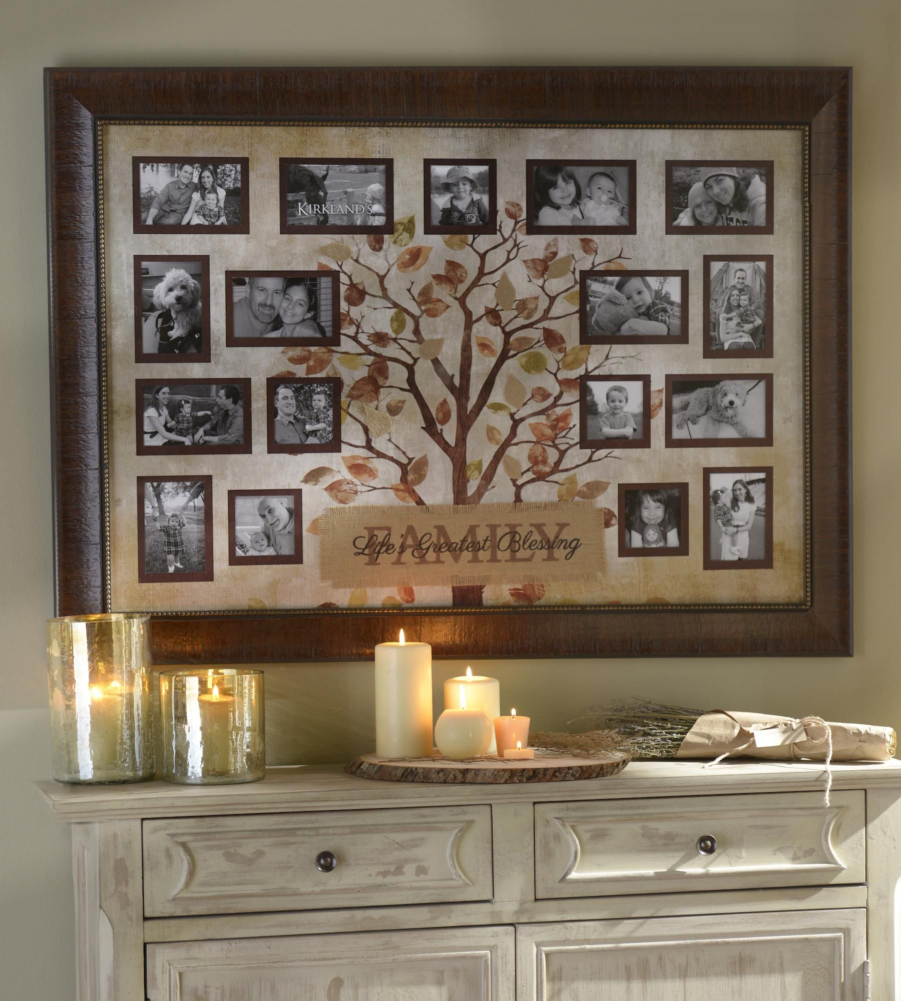 It Doesn T Count As Bragging When It S About Your Family Show Off Your Family Tree With One Of Kirkl Collage Frames Wall Decor Sale Family Tree Picture Frames