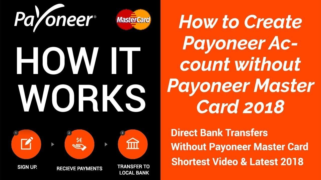 How To Transfer Money To Payoneer