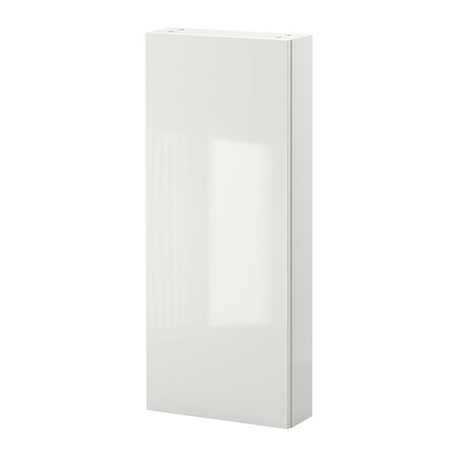 GODMORGON Wall cabinet with 1 door, black-brown black-brown | P-Kent on bathroom wall towel storage basket, bathroom wall cabinets oak, bathroom vanity, bathroom with white cabinets black granite,