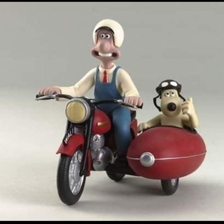 Pin by Richard Villar on Sidecars   Aardman animations ...