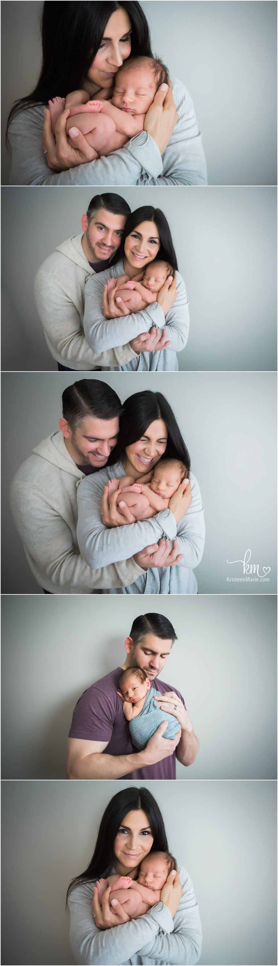 Parent poses with newborn baby newborn photography ideas for Kinderzimmer neugeborene