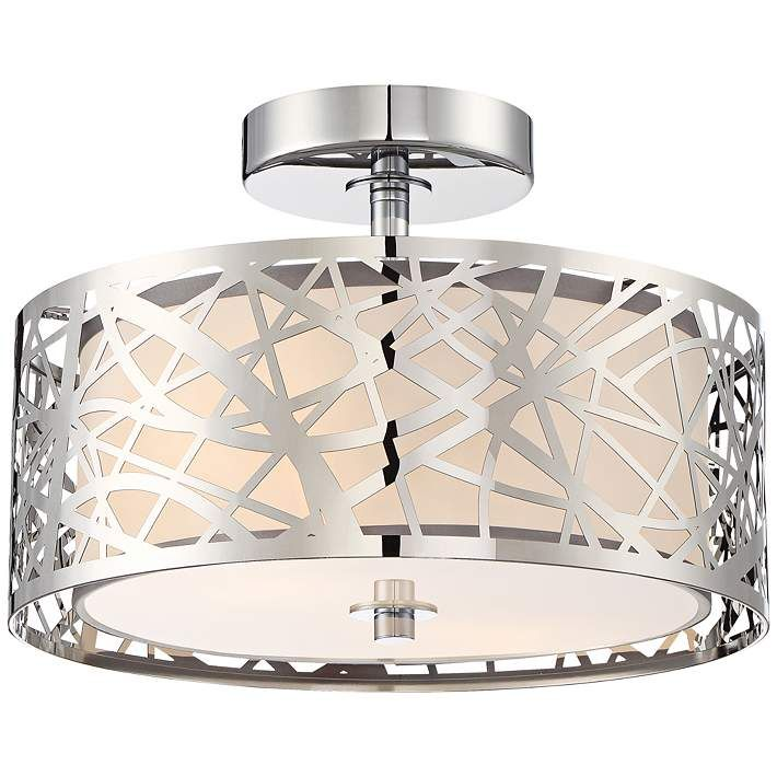 Flush Mount Lighting Overhead Ceiling Light Fixtures Lamps Plus