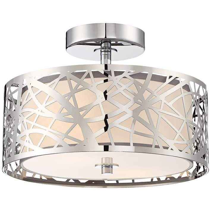 Flush Mount Lighting Overhead Ceiling Light Fixtures Lamps Plus