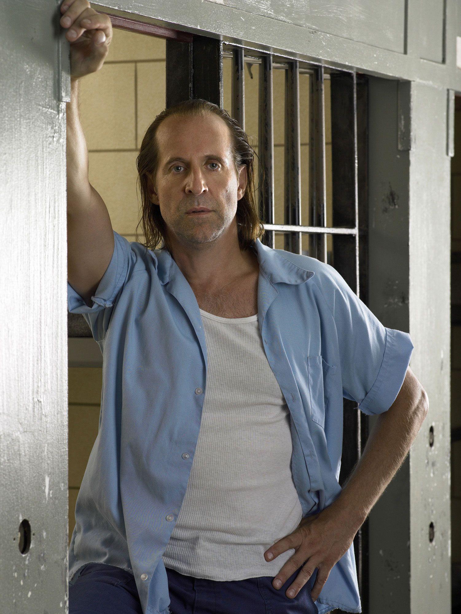 john abruzzi prison break he cut of michaels piggy