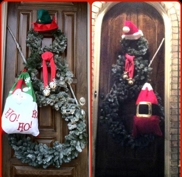 Christmas Neighbors in  Charlotte NC get their HoHoHo ON!