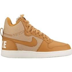 Photo of Nike women's casual shoes Court Borough Mid Se, size 42 in brown-beige, size 42 in brown-beige Nik